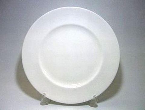 リチャードジノリ・ラゴホワイト 27cmプレート 30%Off