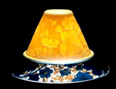 アビランド(リモージュ) 【ダムーズ】 フォトフォール (キャンドル) H10cm  30%Off