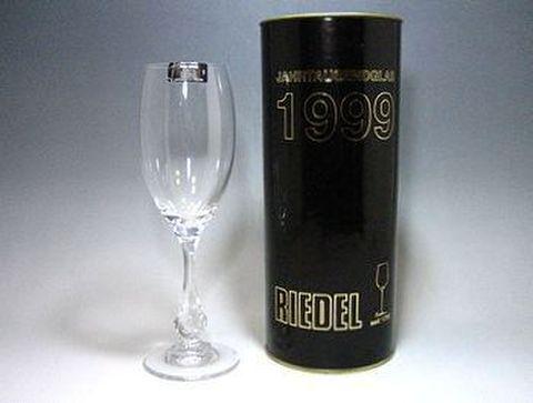 リーデル 【千年紀リミテッド】 ミレニアムグラス'99  H22cm 30%Off