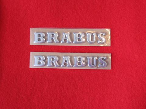 BRABUS サイドエンブレム 2個セット