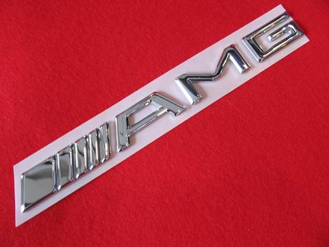 AMG トランクエンブレム
