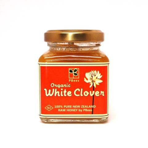 ホワイトクローバー(ニュージーランド産はちみつ110g)