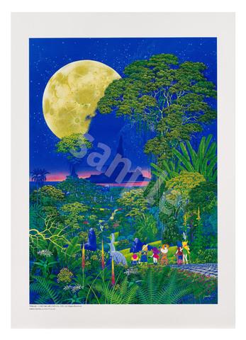 「聖剣伝説3」ポスター