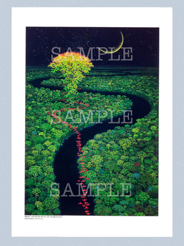 「聖剣伝説2」02ポスター