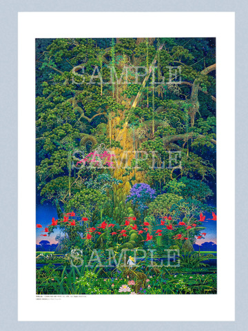 「聖剣伝説4」ポスター