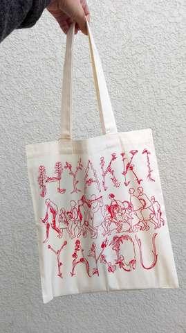 hyakkiyakou  TOTE BAG