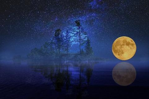 月の神・月読命の月宿り☆理穏心(りおんしん)伝授