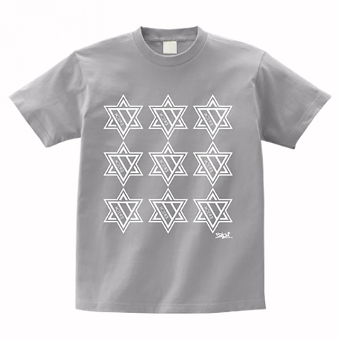 NINTH HEXAGRAM T-SHIRT GRAY