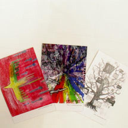 POST CARD 3枚組