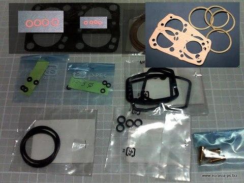 S800用キャブOHキット+アジャスト+ファイバーワッシャ(11種)(C)