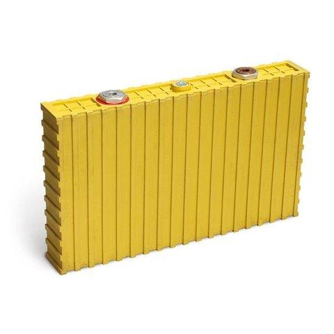 Winston Battery 400AH×4セル 大容量リチウムイオンバッテリー バッテリーコネクター3個付属 オフグリッドソーラー TSWB-400AHA(B)