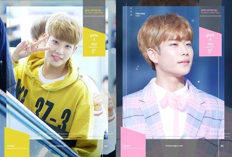 """kimmyungjun.com 様 """"YOU&ME"""""""