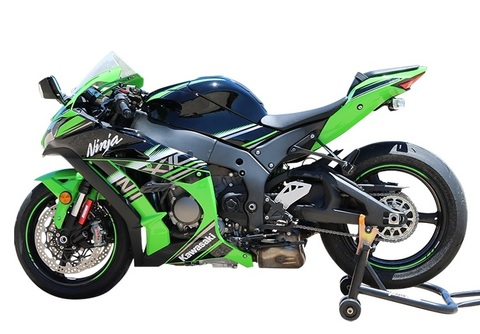 T-REX ZX10R 16-18 フェンダーレスキット