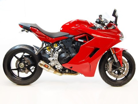 Competition Werkes Supersport スリップオン