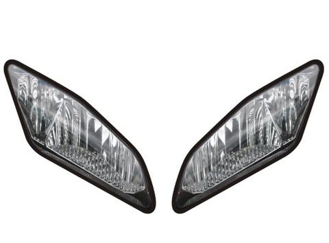 YZF-R6 ヘッドライト ステッカー