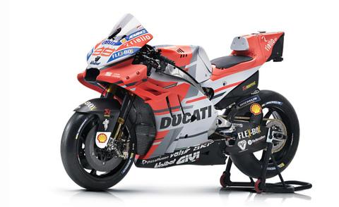 Ducati デスモセディチ GP18 Motogp グラフィック
