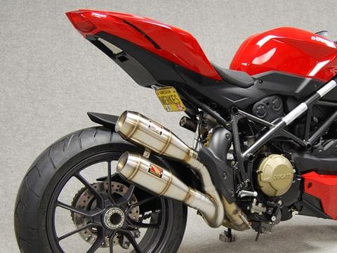Competition Werkes Ducati ストリートファイター