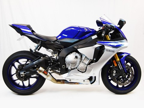 Competition Werkes YZF-R1 スリップオン