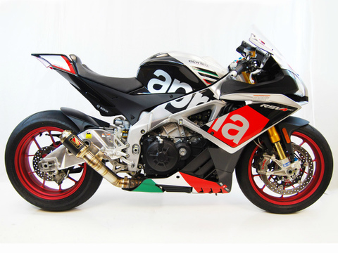 Competition Werkes RSV4-RF スリップオン