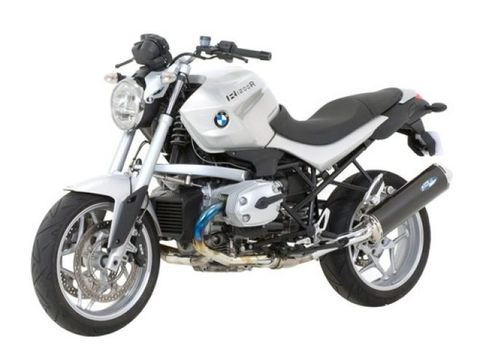 Bos exhaust BMW R1200R 06-10