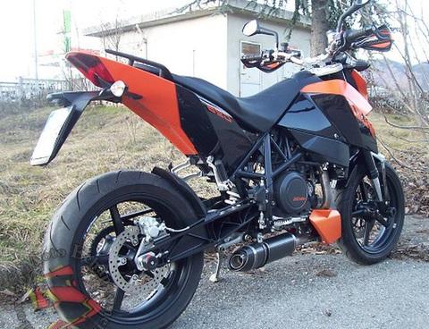FRESCO/フレスコ KTM 690 Super Duke