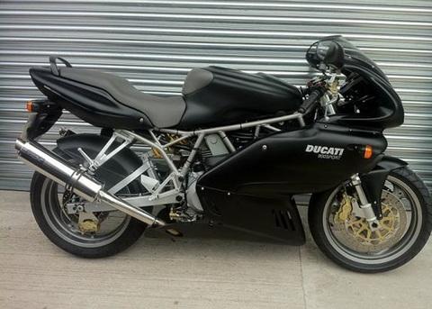 Pipewerx Ducati 900ss スリップオン