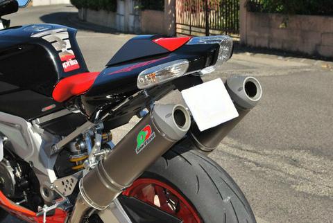QD Exhaust RSV 1000/Tuono 04