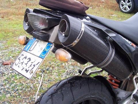 FRESCO/フレスコ 690/950 Super Moto