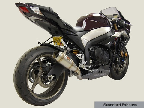 Competition Werkes GSX-R1000 スリップオン