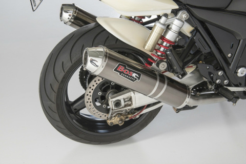 Bos exhaust GSX1400 マフラー 02-04