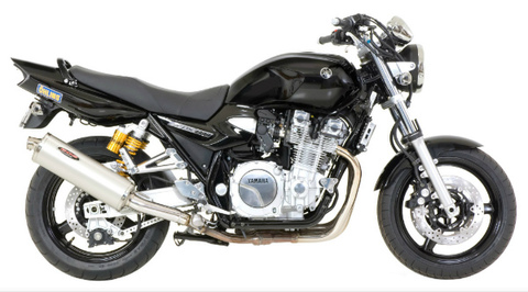 Bos exhaust XJR1200/1300 マフラー