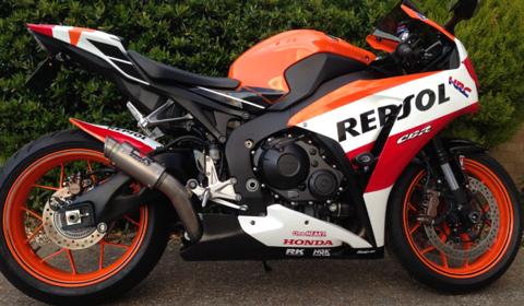 Racefit CBR1000RR 14-15 GROWLER