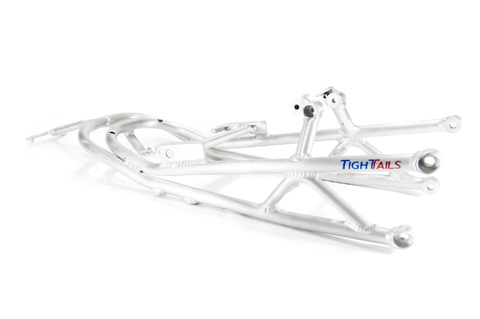 TighTails GSX-R1000 07-08 サブフレーム