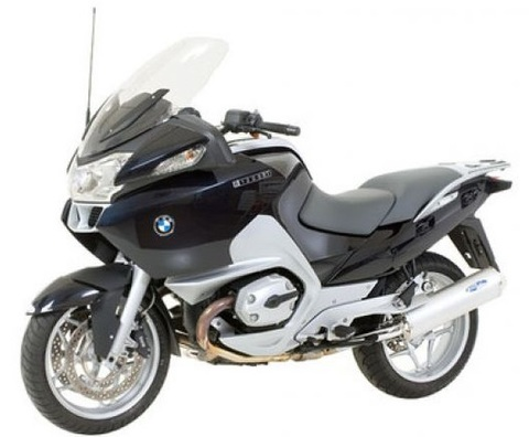 Bos exhaust BMW R1200 ST/RT 05-09