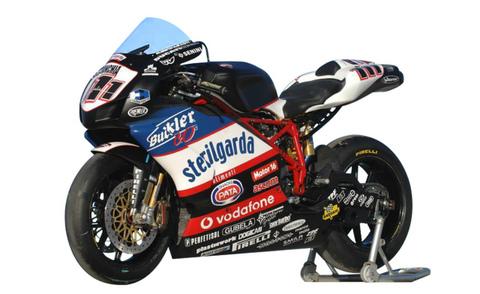 Ducati 999R Sterilgarda SBK 2007 グラフィック