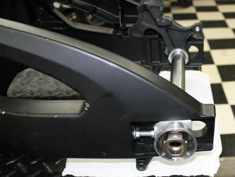 GSX-R600/750 Rクイックリリースキット