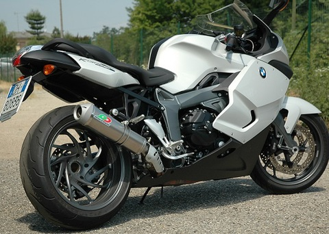 QD EXHAUST  BMW K1300 R-S 09- マフラー