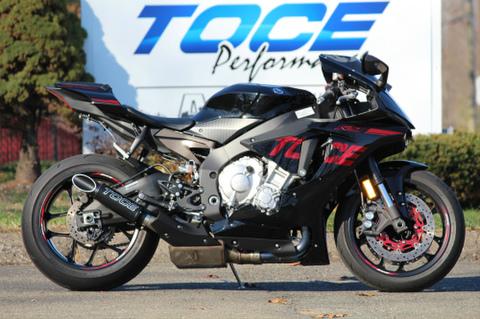 TOCE YZF-R1/M スリップオン