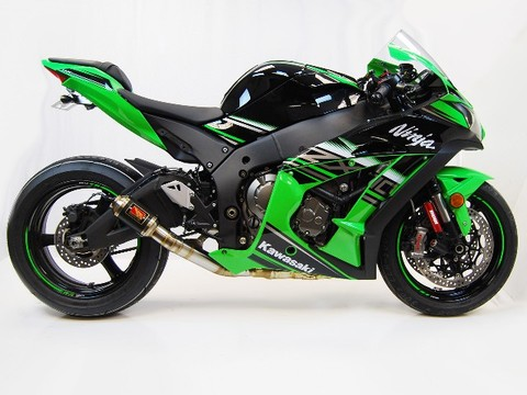 Competition Werkes 16' ZX10R GP Race スリップオン