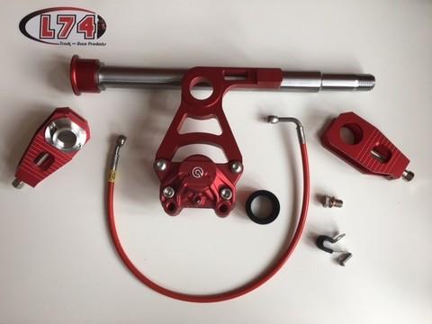 L74 YZF-R6 リアクイックリリース