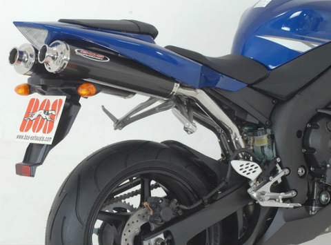 Bos exhaust YZF-R1 04-06 マフラー