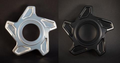 AEM スプロケットフランジ Spin Radial