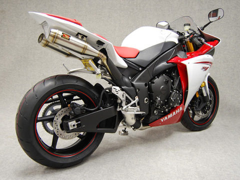 Competition Werkes マフラー YZF-R1 09-