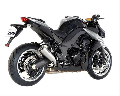 Bos exhaust Z1000 10-13