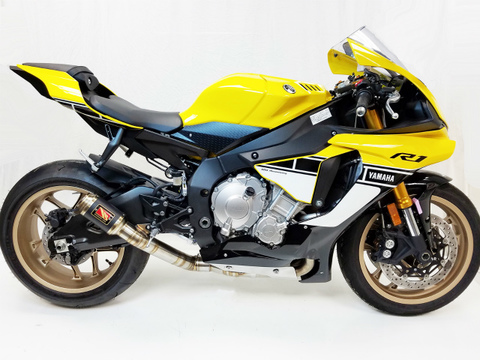 Competition Werkes YZF-R1 GP RACE マフラー