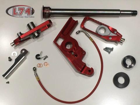 L74 S1000RR 09-11 リアクイックリリース プレミアム