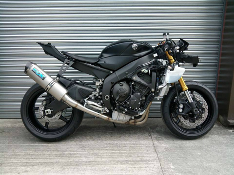 Pipewerx YZF-R6 2017 CarbonEdge スリップオン