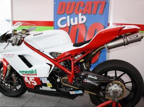 Pipewerx Ducati 848/1098/1198 スリップオン