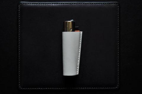 Clipper lighter case White