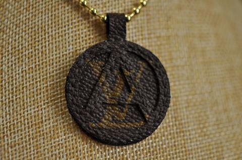 Monogram (A) Symbol Necklace